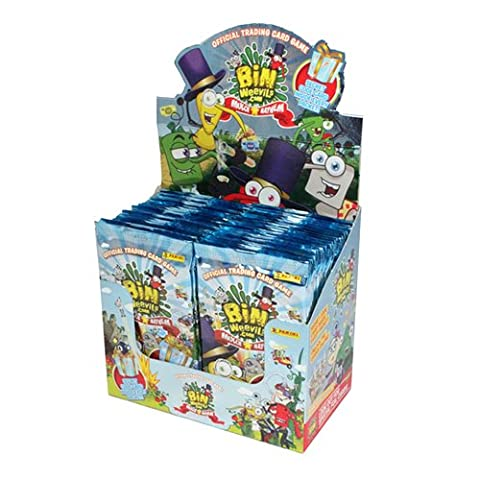 Bin Weevils Tradin Card Booster Box Of 50