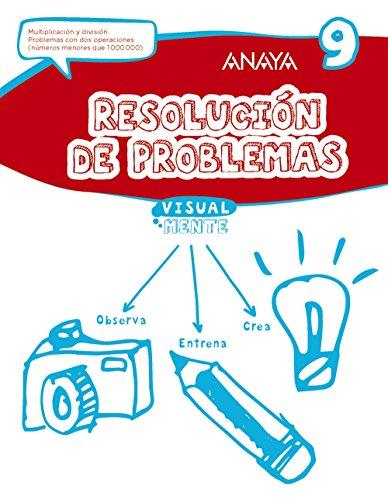 Resolución de problemas 9. (Visualmente) - 9788469831892