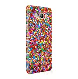 Best Hard Candy candy bar - Candy Sprinkles Samsung Galaxy J5 2016 Snap-On Hard Review