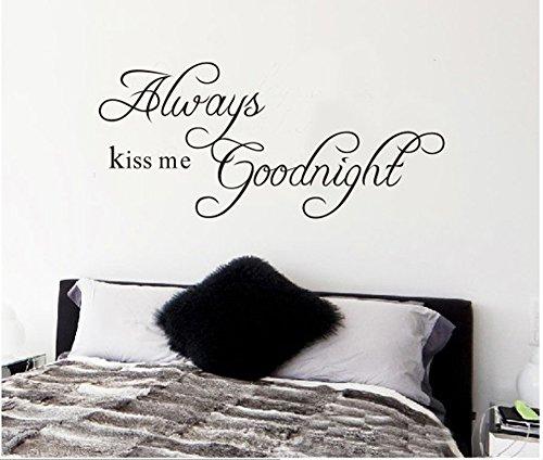 ufengker-always-kiss-me-goodnight-romantica-amor-citas-y-refranes-pegatinas-de-pared-sala-de-estar-d