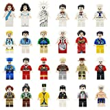 Best Lego Figures - Mini Figures Set-24 Piece Minifigures Set of Professions Review