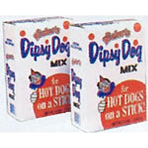 Gold Medal 5116 Dipsy Dog Mix For Corn Dogs by Gold Medal