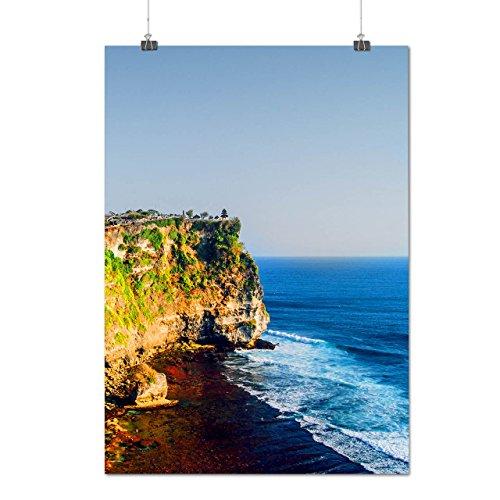mountain-seashore-rocky-beach-matte-glossy-poster-a1-84cm-x-60cm-wellcoda