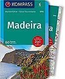 KOMPASS Wanderführer Madeira: Wanderführer mit Extra-Tourenkarte 1:40.000, 60 Touren, GPX-Daten zum Download - Peter Mertz
