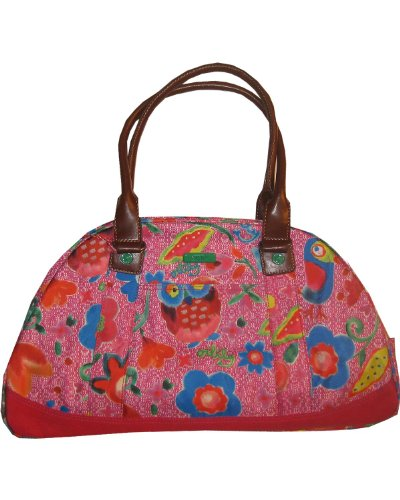 Oilily Bowling Bag Pink Model: OES2201 Rosa
