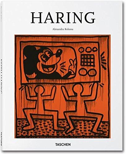 Haring (Taschen 25. Aniversario) por Gilles Néret