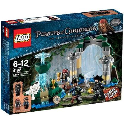 LEGO Piratas del Caribe 4192 - La Fuente de la Juventud