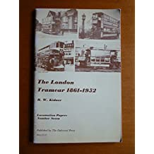 London Tramcar 1861-1952, The