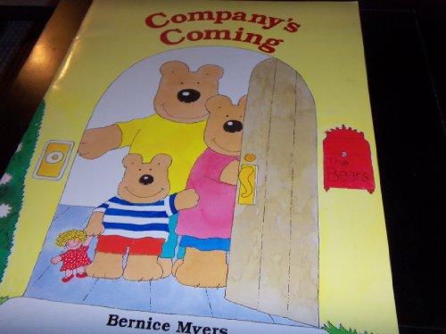 Company's Coming (MacMillan Whole-Language Big Books Program)