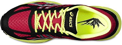 ASICS GEL-FujiPro Chaussure De Course à Pied - SS16 red