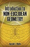 Best Geometry Textbook - Introduction to Non-Euclidean Geometry (Dover Books on Mathematics) Review