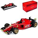alles-meine.de GmbH Ferrari 412T Jean Alesi 1995 Formel 1 1/43 Atlas Modell Auto