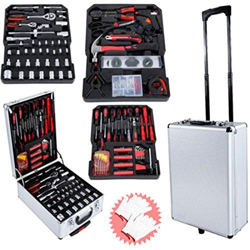 Generic.. C Kits Box Werkzeug Set Mechaniker T MECHANI Fall Organisieren Bo Rollen Toolbox olbox T Kits Box lley 2Trolley 2Schlüssel Schlüssel..