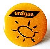 Erdgas - Pin 21 mm