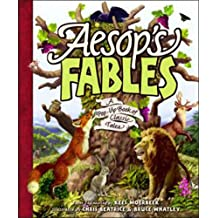 Aesop's Fables: A Pop-Up Book of Classic Tales