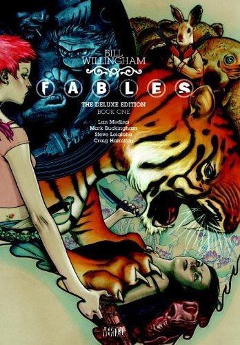 Fables Deluxe Edition Vol. 1 by Hamilton, Craig ( 2009 )