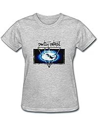 Women's Partly Faithful Profile Logo T-shirt XXXX-L