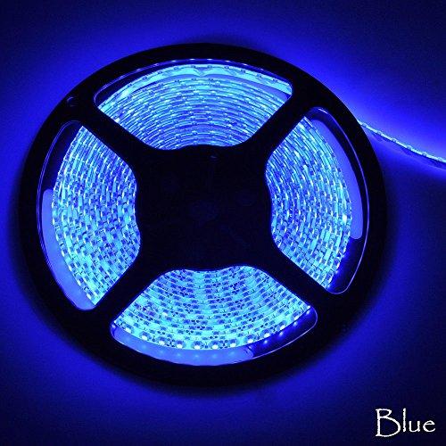Prevently Living Colors Iris LED-Streifen Band Licht Buntes LED Lichtschlauch Festzelt SMD Flexible Band 300led DC12V Indoor Outdoor Beleuchtung Seil für Weihnachten (Colour B) (Living Color-band)