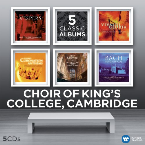 King'S College Choir Cambridge-5 Classic Albums