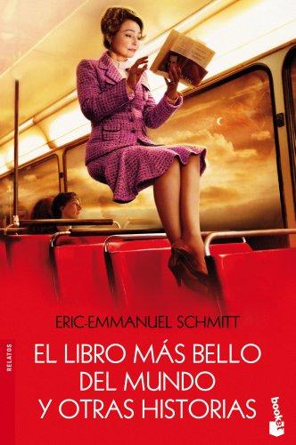 El libro más bello del mundo y otras historias (Booket Logista) por Eric-Emmanuel Schmitt