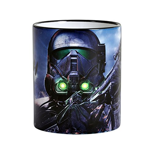 Elbenwald Star Wars Rogue One Tasse Death Trooper Commander