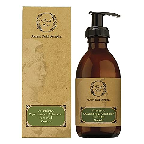 Fresh Line Athena Replenishing and Antioxidant Face Wash for Dry Skin 200 ml
