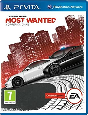 Need For Speed - Most Wanted (PlayStation Vita) [Importación inglesa]