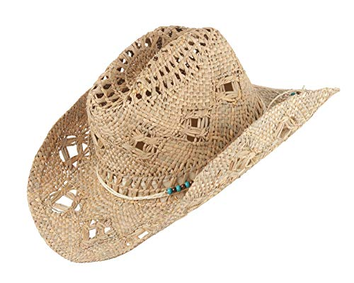 4c27d0f4f Scippis Sombrero de paja Westernwear-Shop.com Harry Natur Edition Sombrero  de paja naturaleza M