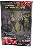 Toy Zany The Walking Dead Series 3: Rick and Andrea Action-Figur