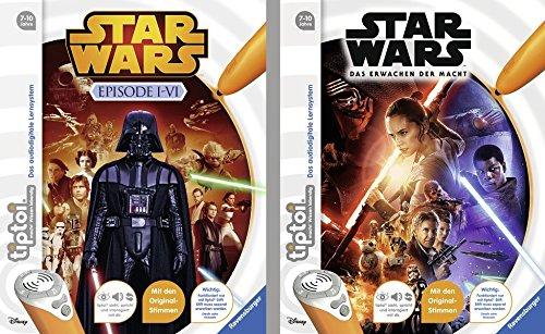 tiptoi® Star WarsTM Episode I-VI und VII (Set)