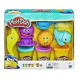 Hasbro Play-Doh B1378EU5 - Unterwasser Knetwelt, Knete
