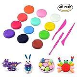 DIY-Slime-Making-KitTogather-36-Color-Slime-estrs-alivio-juguetes-no-brax-regalo-de-Navidad-para-adultos-y-nios