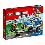 LEGO Juniors 10735 - Polizei auf Verbrecherjagd, Spielzeug für 4 Jährige