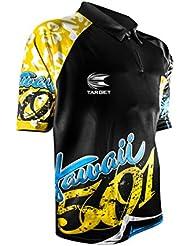 TARGET WAYNE MARDLE HAWAII 501 DART SHIRT XL EXTRA LARGE by PerfectDarts