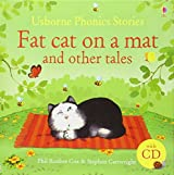 Fat cat on a mat and other tales (Phonics Readers Collection) (Usborne Phonics Readers)