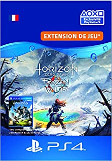 Horizon Zero Dawn: The frozen Wilds [Code Jeu PSN PS4 - Compte français] (B071K58X23) | Amazon price tracker / tracking, Amazon price history charts, Amazon price watches, Amazon price drop alerts