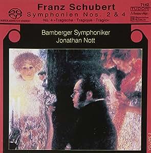 Schubert:Symphonien Nos.2 & 4