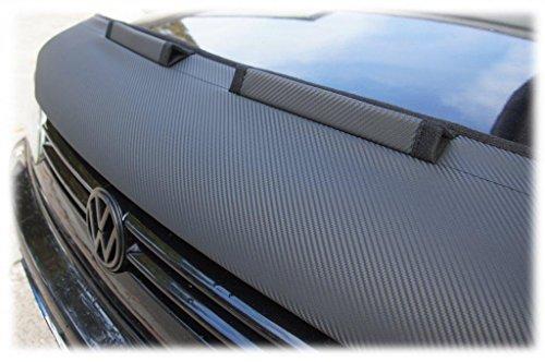 Preisvergleich Produktbild AB2-00218 CARBON OPTIK BRA Duster 2018- Haubenbra Steinschlagschutz Tuning Bonnet Bra