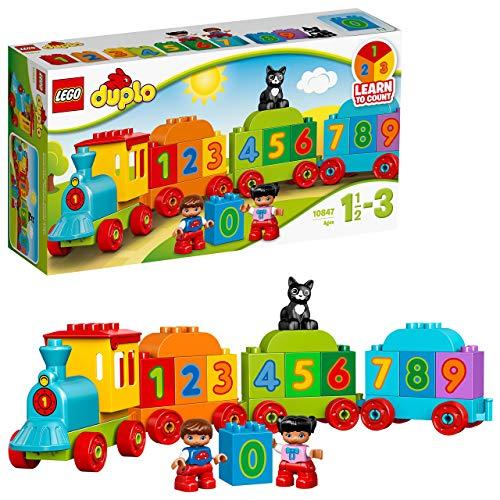 LEGO DUPLO - Mi Primer Tren de los Números