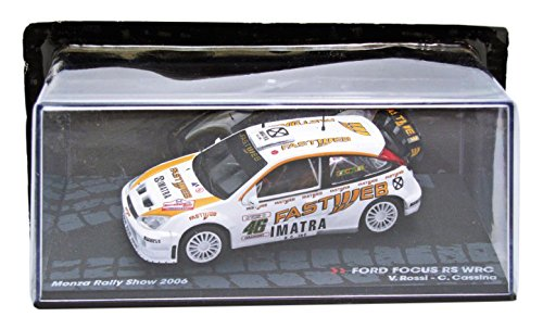 Promocar - Pro10154 - Ford - Focus RS WRC - Monza Rally Show 2006 - 1/43 Scala