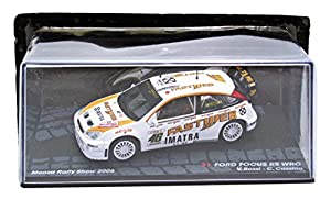 Promocar - Pro10154 - Ford - Focus RS WRC - Monza Rally Show 2006 - Escala 1/43