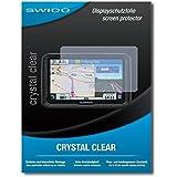 """3 x SWIDO® protecteur d'écran Garmin dezl 570 LMT-D film protecteur feuille """"CrystalClear"""" invisible"""