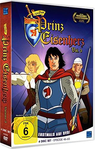 Vol. 3: Folge 46-65 (4 DVDs)
