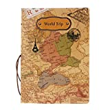 Desconocido Passport Cover , Brown (Brown) - STK0157004333