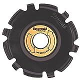 Bayerwald Woodcarver Ø 115 mm - Frässcheibe für Winkelschleifer zur Holzbearbeitung / ideales Werkzeug für Bildhauer & Schnitzer