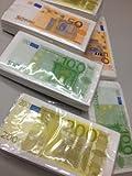 Invotis Papier Taschentücher Geldscheinaufdruck 1403