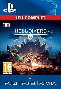 Helldivers [Code Jeu PSN PS4, PS3, PS Vita - Compte français]