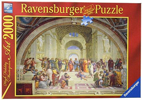 Preisvergleich Produktbild Ravensburger Puzzle 2000 Teile Raffael: Schule von Athen (RV) 16669