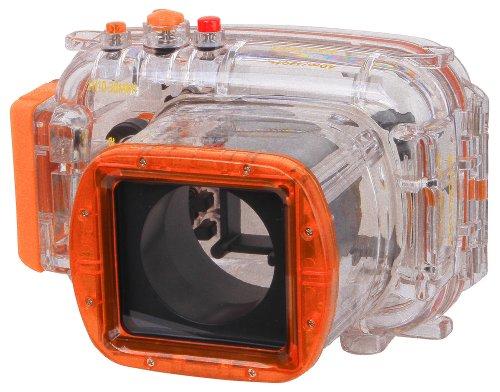 Polaroid Unterwassergehäuse für Nikon J1 Digitalkamera mit 10-30 mm Objektiv