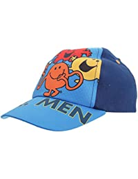 Mr Men Childrens Boys Character Design Baseball Cap